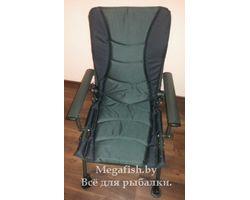 Кресло карповое с жесткими подлокотниками G-3
